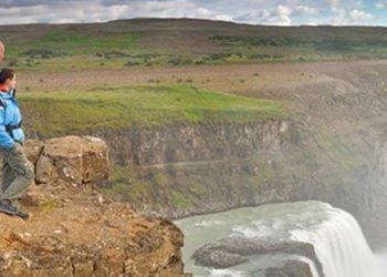 Rugzaktrektocht in IJsland